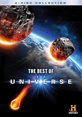 BEST OF THE UNIVERSE:STELLAR STORIES BY UNIVERSE (DVD)