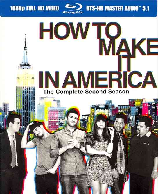 HOW TO MAKE IT IN AMERICA:COMP SSN 2 BY HOW TO MAKE IT IN AM (Blu-Ray)